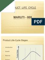 Maruti 800 - Plc