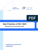 Best Practice of ISO 14021 _English_ Final