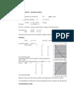 Algebra Tutorial Quadratic eqn and parabolas