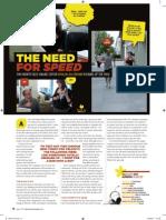 Women's Running column August 2011