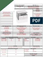 Service Manual: iPF650 series
