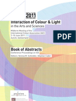 AIC 2011 Book-Of-Abstracts Web