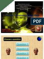 Human Anatomy Quiz Bee
