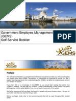 GEMS BD TR Self Service Content v1.4