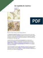 Colonización española de América final