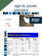 Elevage Du Poulet Standard