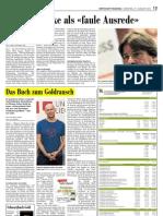 Das Buch Zum Goldrausch - Vaterland 27.8