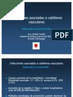 Infecciones Asociadas a Cateteres Vasculares