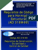 Hormigon Estructural ACI
