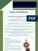 Faculty Retreat 2011