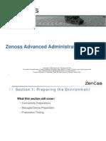 AdvancedZenossTraining