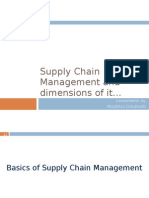 Supply Chain and IT - Impact...
