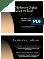 5619906 Cidadania e Direitos Sociais No Brasil
