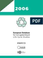 Lca Corrugated Board 2006