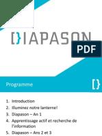 Projet Diapason