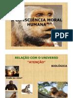 1.A CONSCIÊNCIA MORAL HUMANA