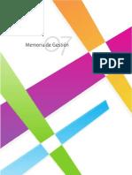 Memoria Instituto Tecnológico de Canarias (2007)