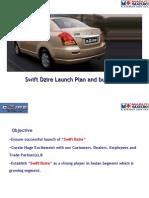 Swift Desire Presentation