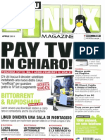 Linux Magazine 122 Aprile 2011 UF
