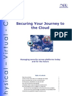 Discover Strategies for Securing Your Cloud Journey