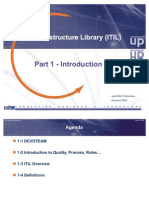 ITIL Part1 Introduction