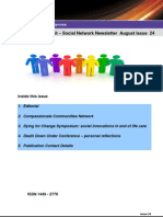 Social Networks July 2011