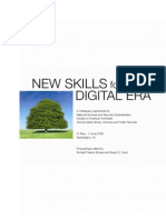 New Skills Fora Digital Era