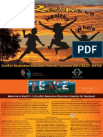 CRE Activity Calendar 2011-2012