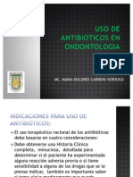 ANTIBIOTICOS GRAL