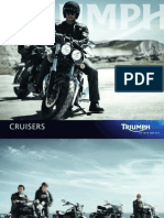Triumph 2011 Cruisers