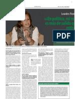 Entrevista LFN - May 2011