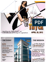"Sponsorship Packet - ThYck Troupe™ ""THE ABSTRACT OF THYCK"" - 2012"