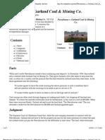 Peevyhouse v. Garland Coal & Mining Co. - Wikipedia, The Free Encyclopedia
