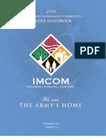 Imcom Campaign Plan 3-0
