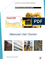 Manual Del Curso - Autocad Land Desktop 2009