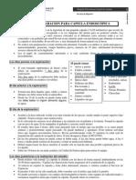 PROTOCOLO DE PREPARACION PARA CAPSULA ENDOSCÓPICA