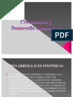 Crecimiento y Desarrollo Economico