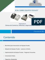 Impresoras Fiscal