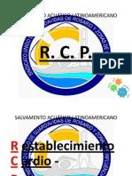 SALVAMENTO ACUÁTICO LATINOAMERICANO - RCP 2010