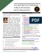September Family Newsletter HQSVC Co