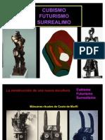 59.-CUBISMO-fututismo-surrealismo