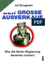 Paul Krugmann - Der Grosse Ausverkauf - Wie Die Bush Regierung Amerika Ruinierte (2004)
