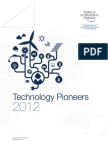 Technology Pioneers 2012