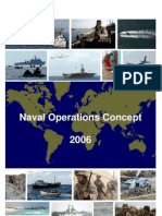 Naval Operations Concept 2006