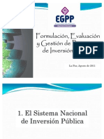 3- SNIP - Inversion - Operacion - Sisin[1]