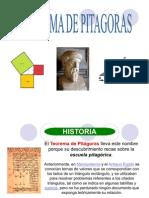 Teorema de Pitagoras Edson Cano