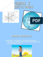 Rumbos y Direcciones Ruben Quiroz 5tob