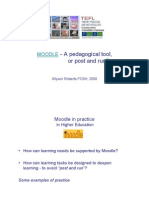 (CALL) Moodle