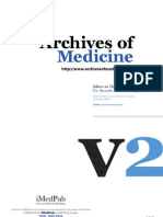 Archives of Medicine Collection 2010