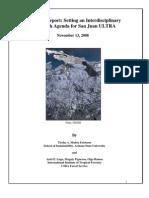 Meeting Report 8.08 San Juan ULTRA 3